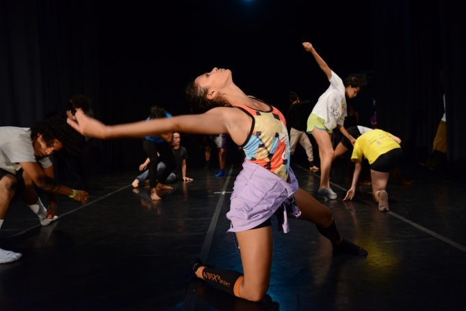 Rambert lead workshop of emerging artists in Colombia 2 photo Lukas Jaramillo