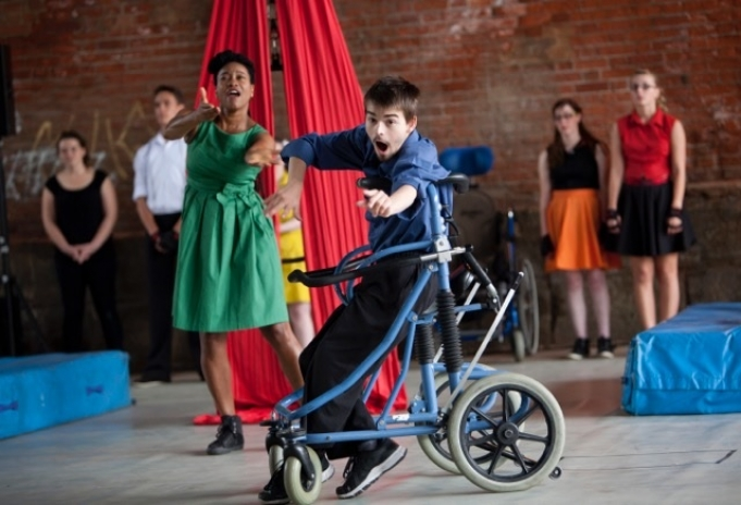 Round Up Disabled Artists Lead The Debates At Unlimited