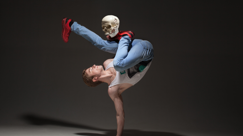 Alas poor Yorick. Photo by Zoya Ignatova. High
